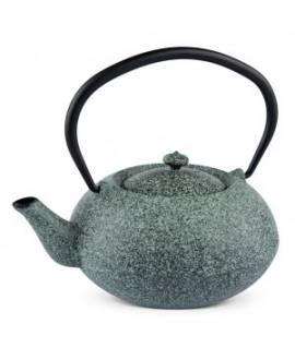 """Green Mint"" Cast-Iron Teapot 1l"