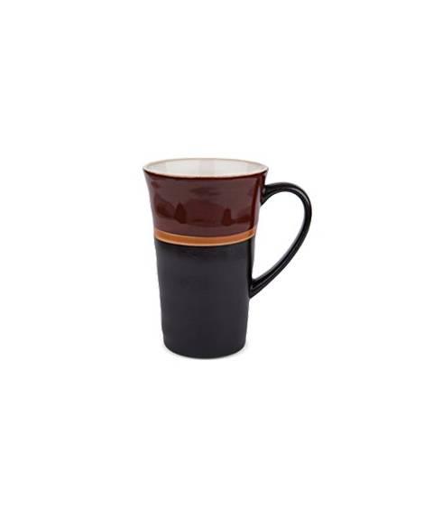 """Taza de té """"Savory"""" marrón rojizo"""