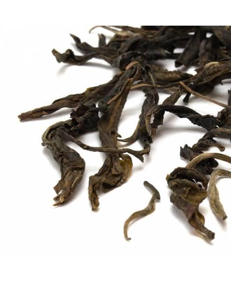 Mengku Old Tree loose leaf puerh tea