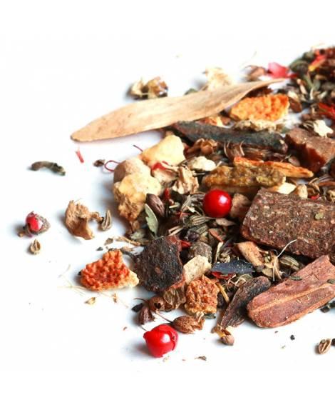 Bye Bye Cold Ayurvedic Herbal Tea