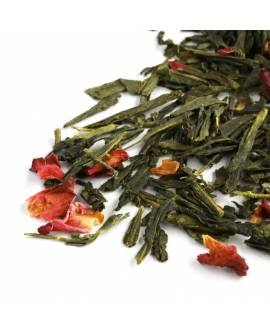 jasmine loose leaf green tea