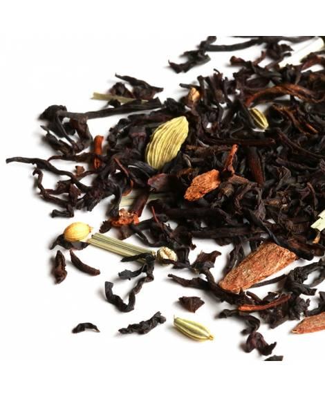 te negro Chai Especiado de India