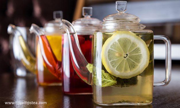 Consejos para preparar té frío