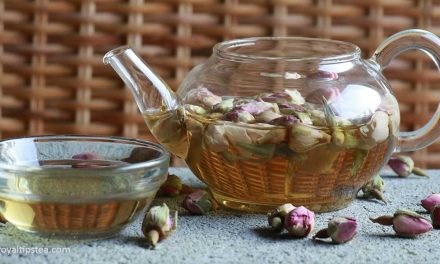 The rose infusion: an elixir of health and well-being