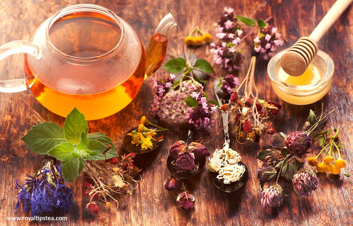 cafeina en infusiones y frutas