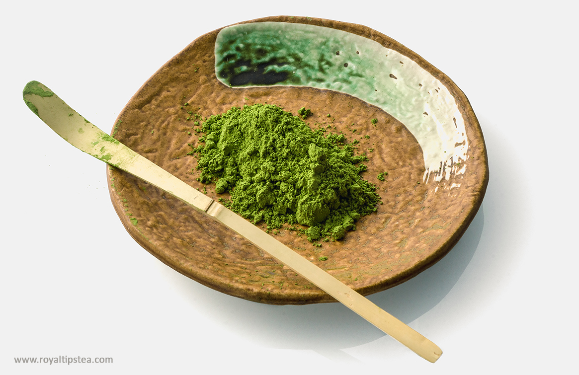 teina y teanina en el te verde