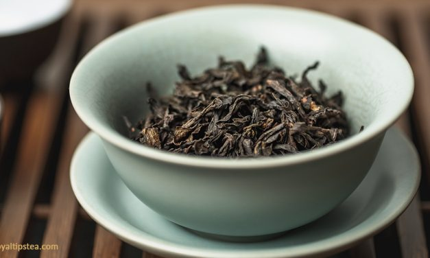 Da Hong Pao, The Most Expensive Tea in the World