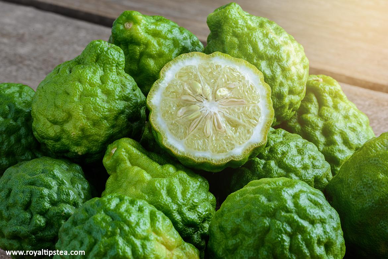 citrico de bergamota fruto