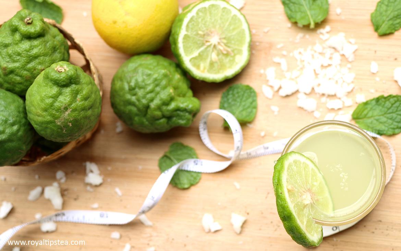 efecto detox bergamota