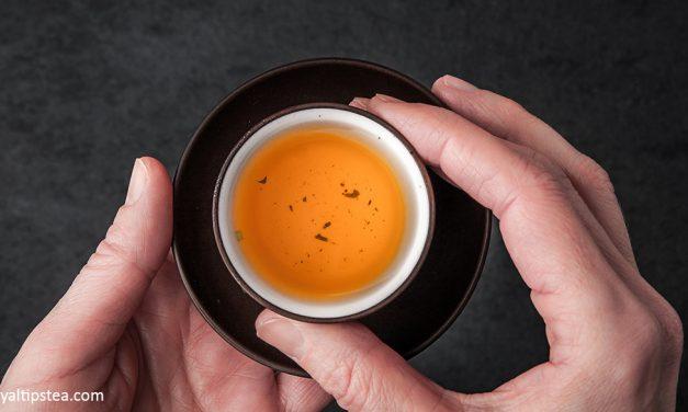 Cata de calidad de té: bolsas de té vs  té a granel