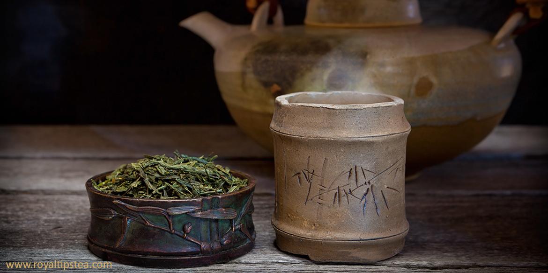 Té verde Bancha: producción, propiedades y preparación
