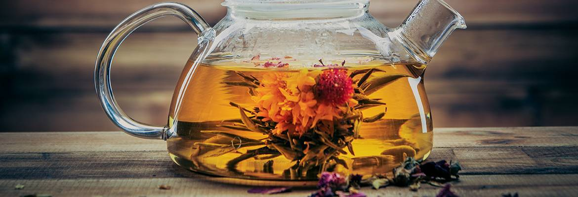 Flowering & Blooming Teas