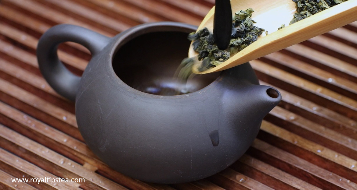 Chinese Gong Fu Cha Tea ceremony 2