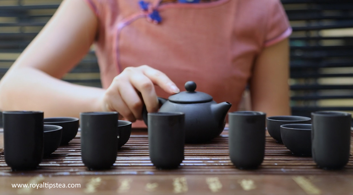 Chinese Gong Fu Cha Tea Ceremony 1