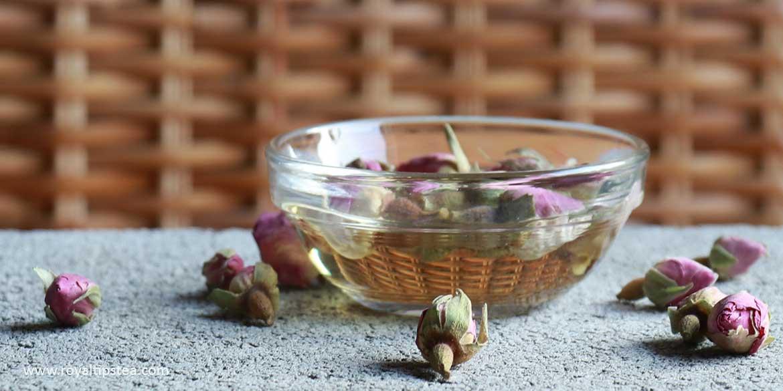 el terroir y los aromas del te