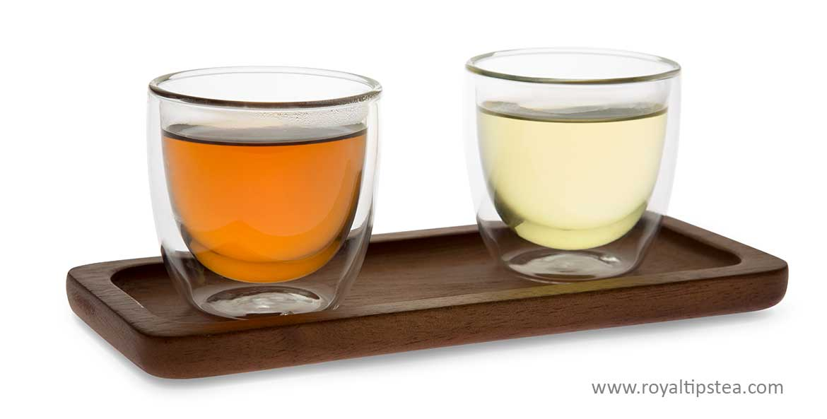 dahongpao and tieguanyin what is oolong tea