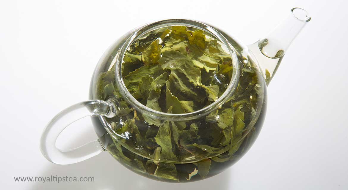 oolong tea health properties