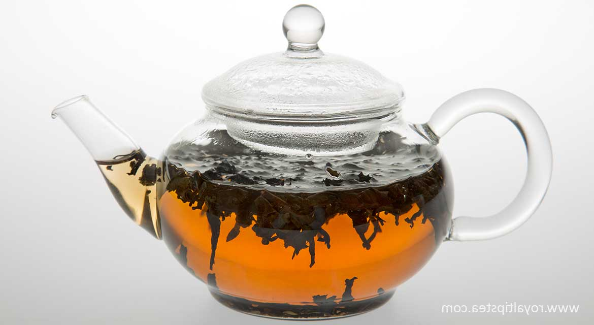 oxidation in black tea