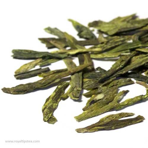 te verde chino Longjing pozo del dragon