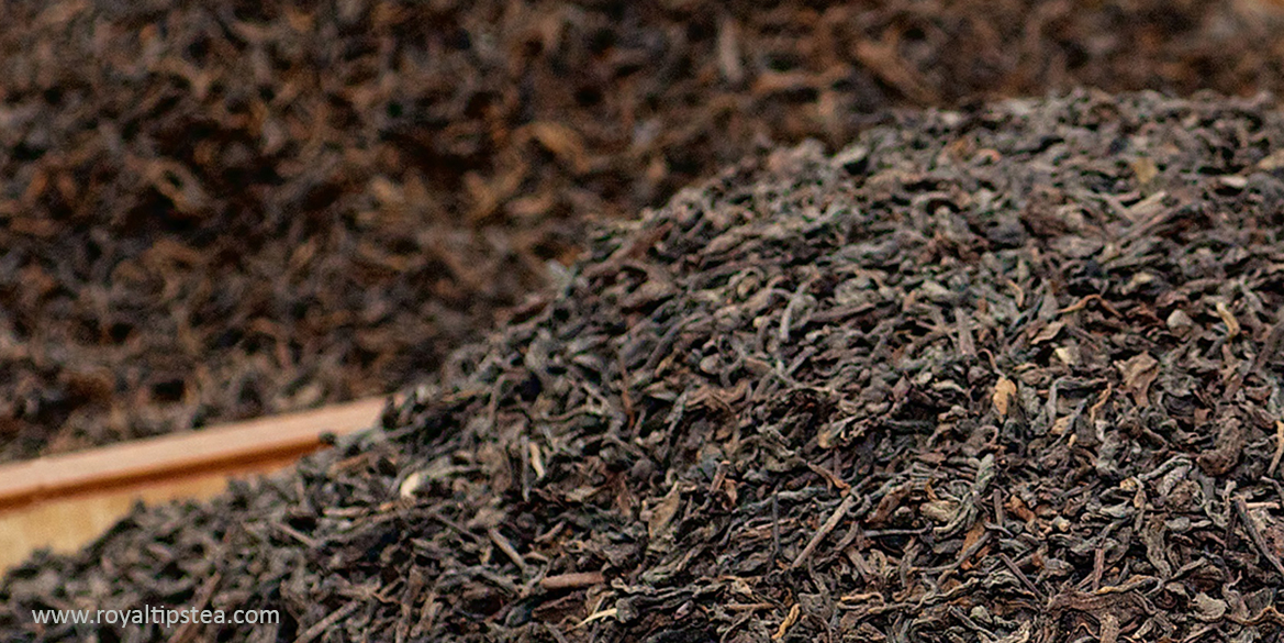 what is black tea oxidation