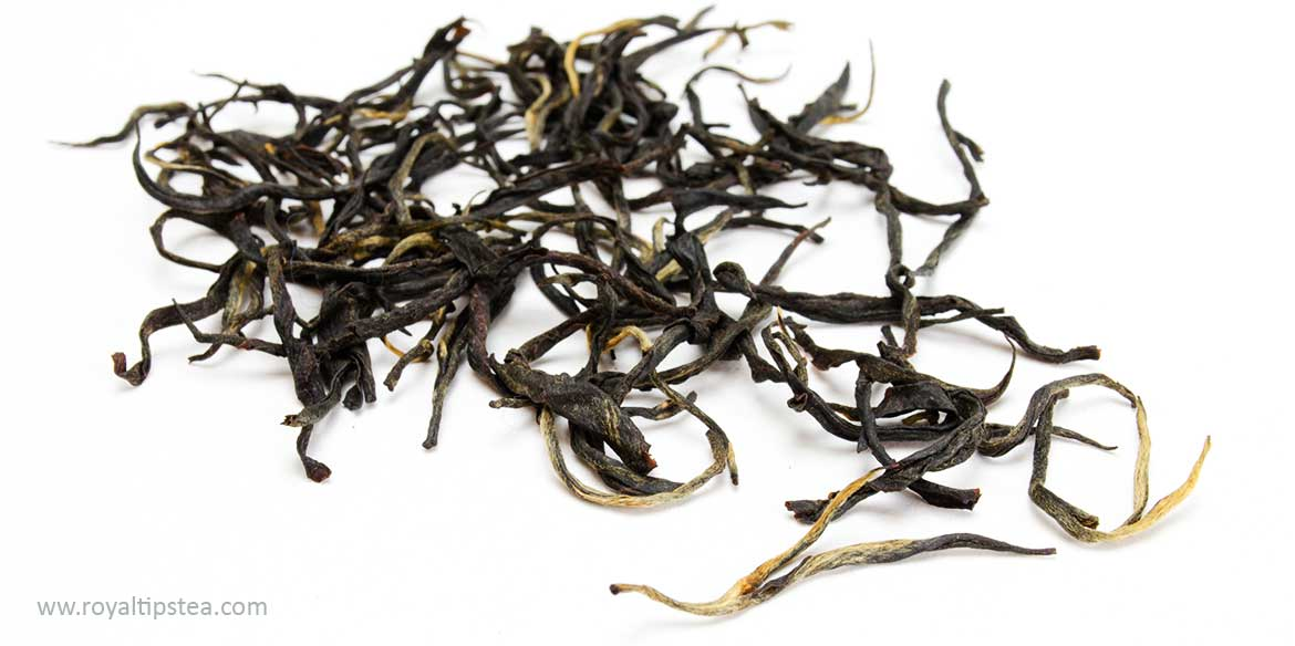 what is loose leaf black tea