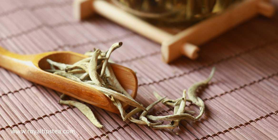 white tea origin and grades